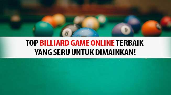 Game Billiard Online