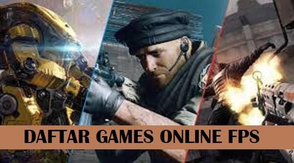 Game Online FPS