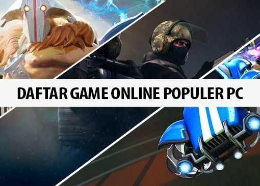 Daftar Game Online Populer PC
